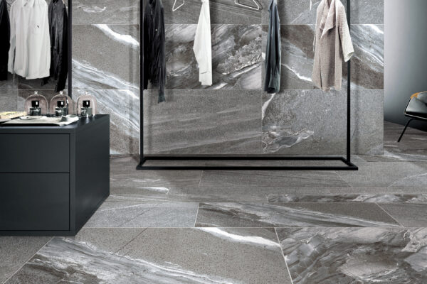 light gray marble