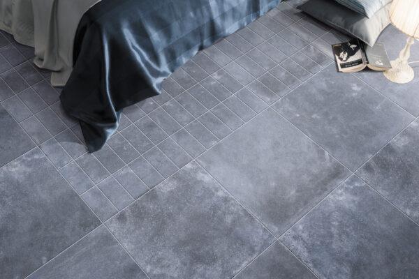 gray marble tiles