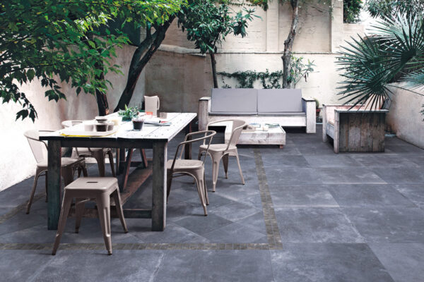 marble tiles and