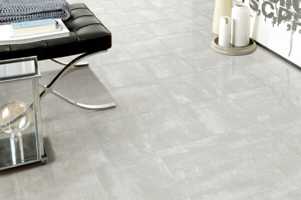 light colored tiles