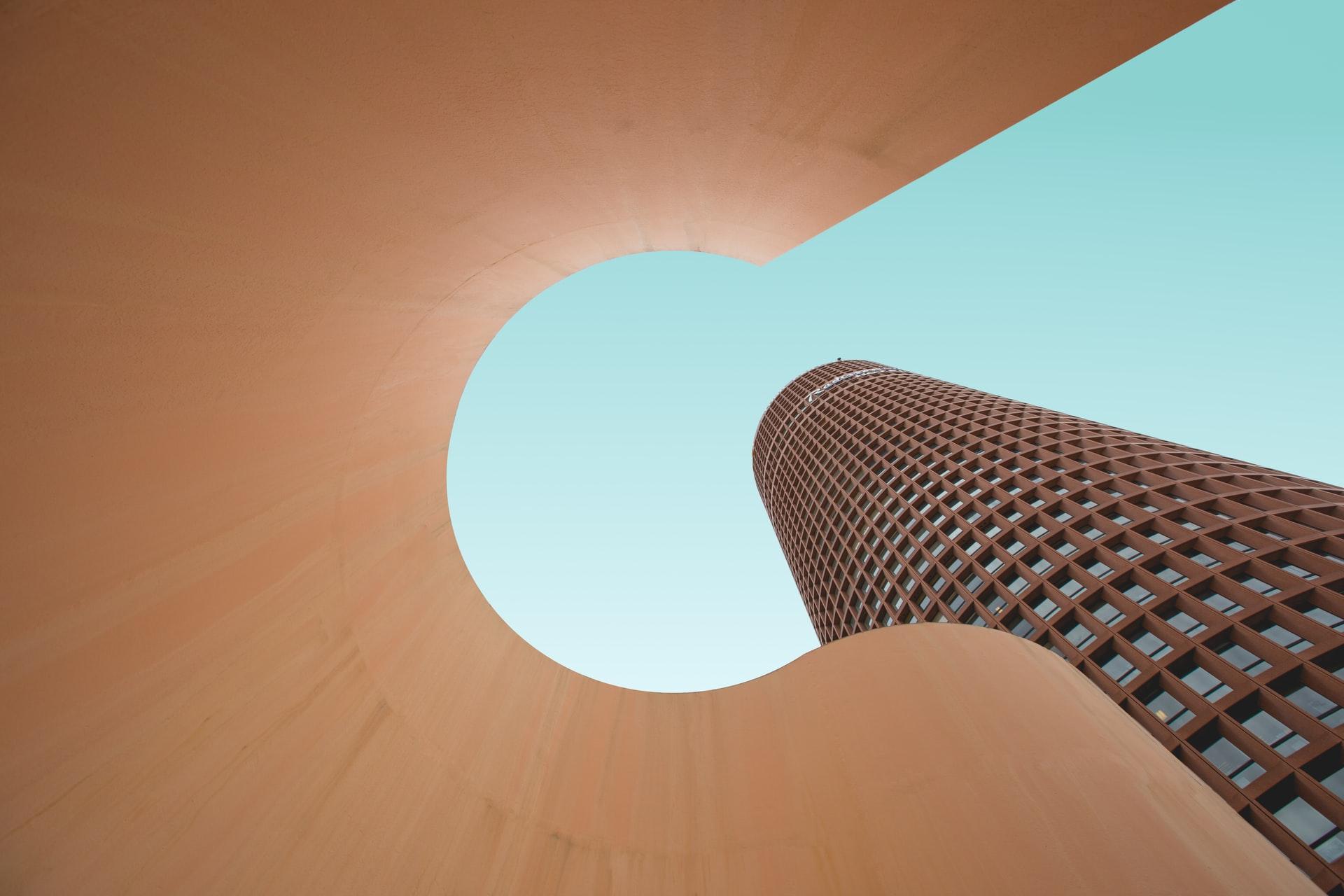 circular photography building