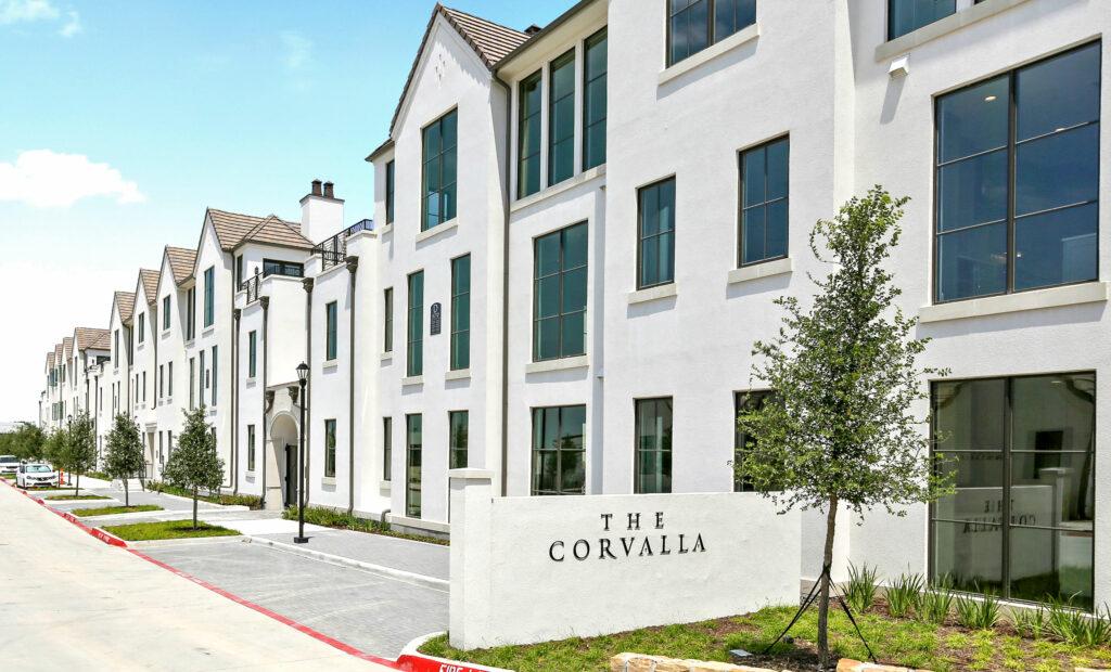 the corvalla village